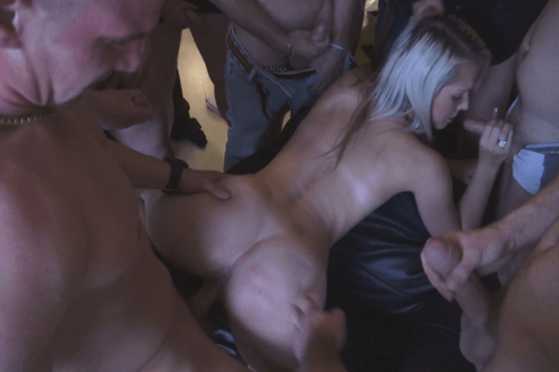 sex party privat der ultimative blowjob