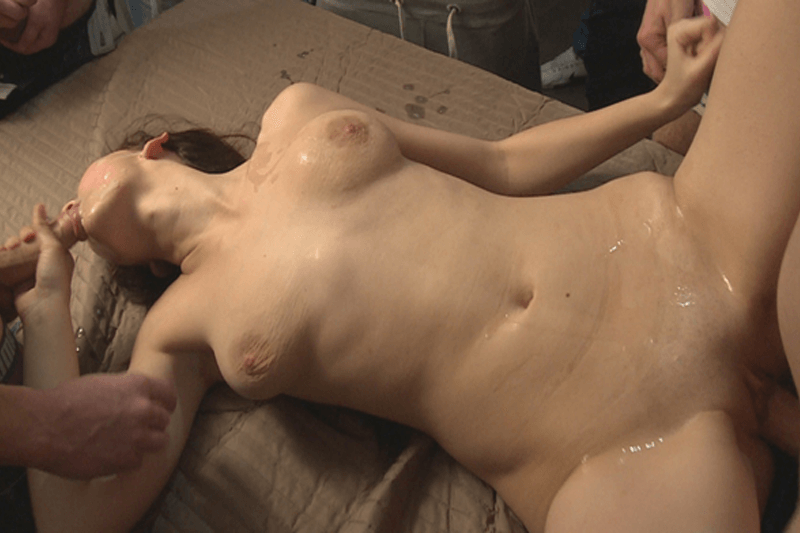 amateur porno star gangbang fotos