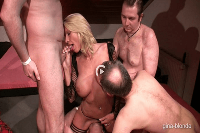 video gangbang porno mit